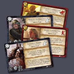 Battles of Westeros Promo Cards
