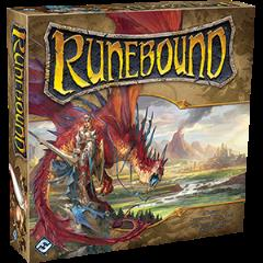 Runebound (3rd Edition) w/Painted Figures