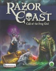 Razor Coast - Call of the Frog God (Limited Edition) (Pathfinder)