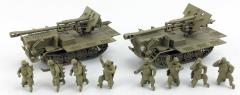 BR-47 Self-Propelled Weapon Platform - Red Fury Collection #1