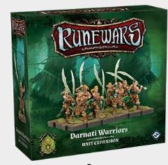Darnati Warriors Unit Expansion