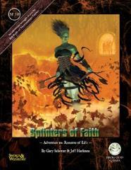 Splinters of Faith #10 - Remorse of Life (Swords & Wizardry)