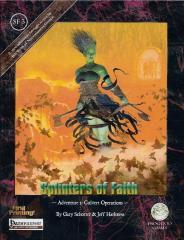 Splinters of Faith #3 - Culvert Operations (Pathfinder)