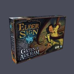Elder Sign - Gates of Arkham Expansion