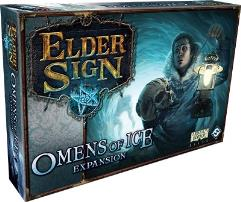 Elder Sign - Omens of Ice