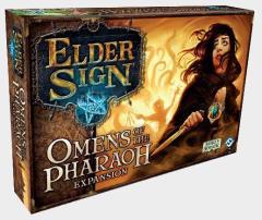 Elder Sign - Omens of the Pharaoh