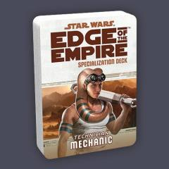 Edge of the Empire - Technician Specialization Deck Collection - 3 Decks!