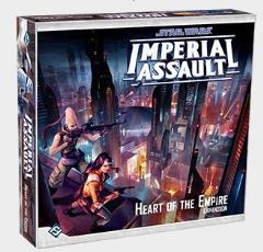 Heart of the Empire Expansion