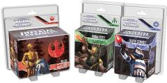 Ally & Villain Pack - Wave 2