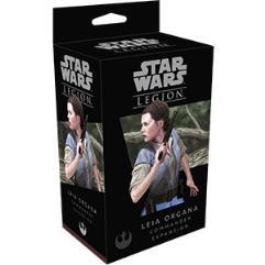 Leia Organa - Commander Expansion