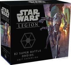 B2 Super Battle Droids Unit Expansion