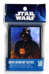 Card Sleeves - Standard CCG Size, Darth Vader (Limited Edition) (10 packs of 50)