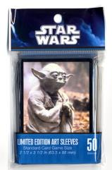 Card Sleeves - Standard CCG Size, Yoda (Limited Edition) (50)