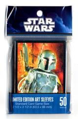 Card Sleeves - Standard CCG Size, Boba Fett (Limited Edition) (10 packs of 50)