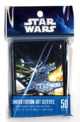 Card Sleeves - Standard CCG Size, X-Wing Assault (Limited Edition) (10 packs of 50)