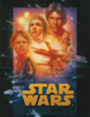 Card Sleeves - Standard CCG Size, A New Hope (Limited Edition) (50)