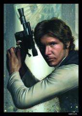 Card Sleeves - Standard CCG Size, Han Solo (Limited Edition) (10 packs of 50)