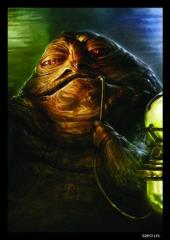 Card Sleeves - Standard CCG Size, Jabba the Hutt (Limited Edition) (50)