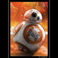 Card Sleeves - Standard CCG Size, BB-8 (10 Packs of 50)