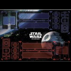 Galactic Conflict Two-Player Playmat