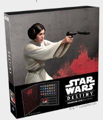 Dice Binder - Princess Leia