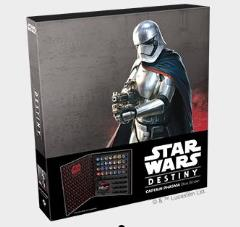 Dice Binder - Captain Phasma