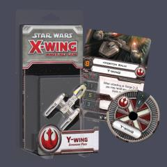 Wave 1 - Y-Wing Expansion Pack