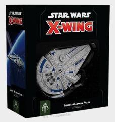 Lando's Millennium Falcon Expansion
