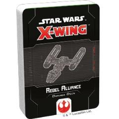 Rebel Alliance Damage Deck