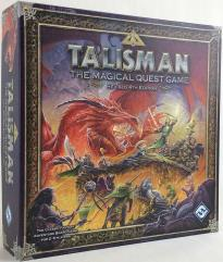 Talisman Collection #6 - Base Game + 2 Expansions!