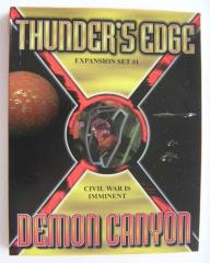Thunder's Edge Expansion Set #1 - Demon Canyon