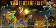 Twilight Imperium (3rd Edition) Collection #2 - Base Games + Shattered Empires & Shards of the Throne