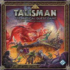 Talisman 2-Pack, Base Game + Dragon Expansion