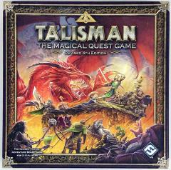 Talisman Collection - Base Game + 2 Expansions