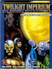Twilight Imperium the Role-Playing Game