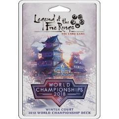 Winter Court 2018 World Championship Deck