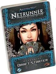 Android - Netrunner LCG - Overdrive Draft Pack Collection
