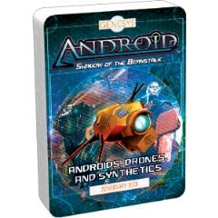 Adversary Deck - Androids, Drones, and Synthetics