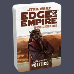 Colonist - Politico Deck