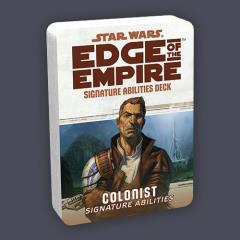 Colonist - Signature Abilities Deck