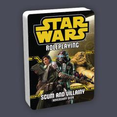 Star Wars RPG - Adversary Deck Collection