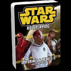 Adversary Deck - Imperials & Rebels II