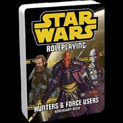 Adversary Deck - Hunters & Force Users