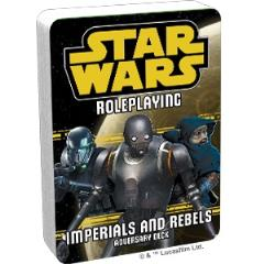 Adversary Deck - Imperials & Rebels III