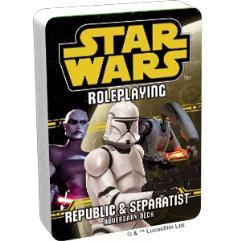 Adversary Deck - Republic & Separatists