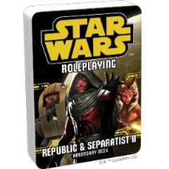 Adversary Deck - Republic & Separatists II