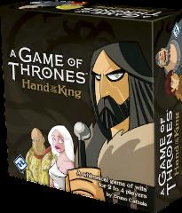 Game of Thrones, A - Hand of the King