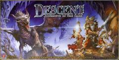 Descent - Journeys in the Dark (1st Edition) w/Painted Figures #1