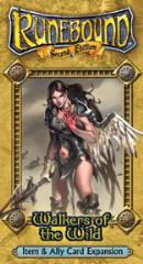 Item & Ally Card Expansion - Walkers of the Wild