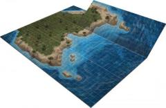 Sea of Blood Expansion, The - Ocean Map Board